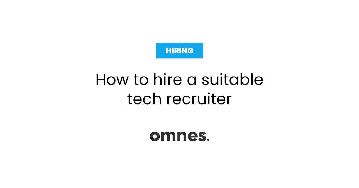 hire tech recruiter