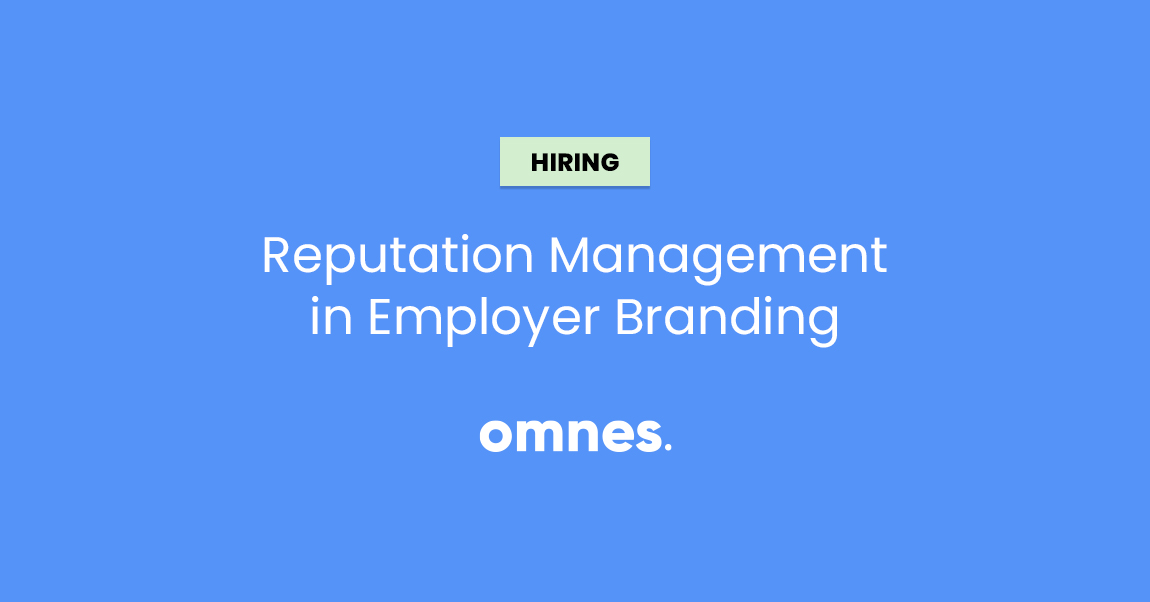 employer reputation management