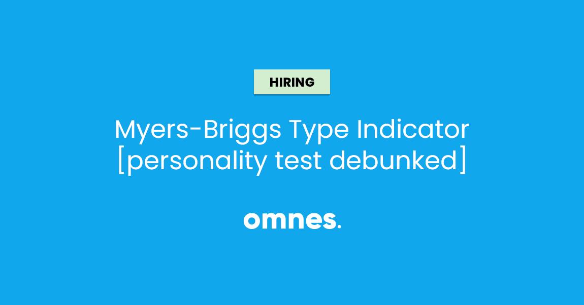 myers briggs type