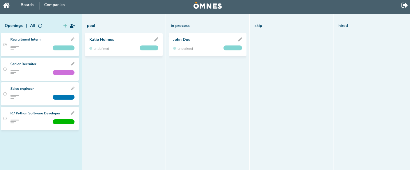 omnes ATS