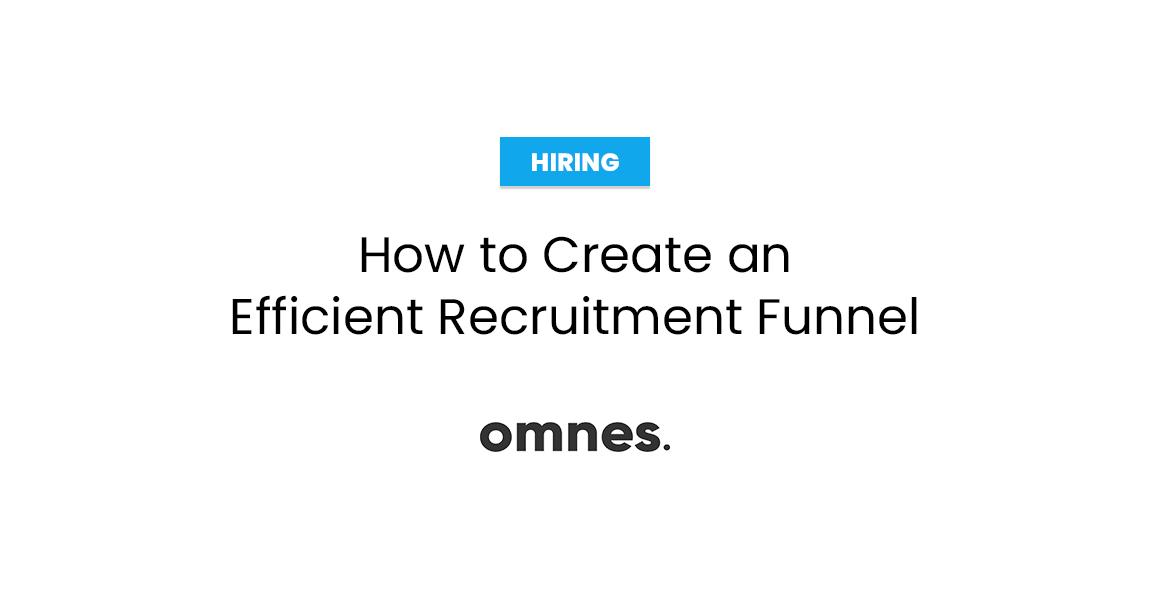 recruitment funnel