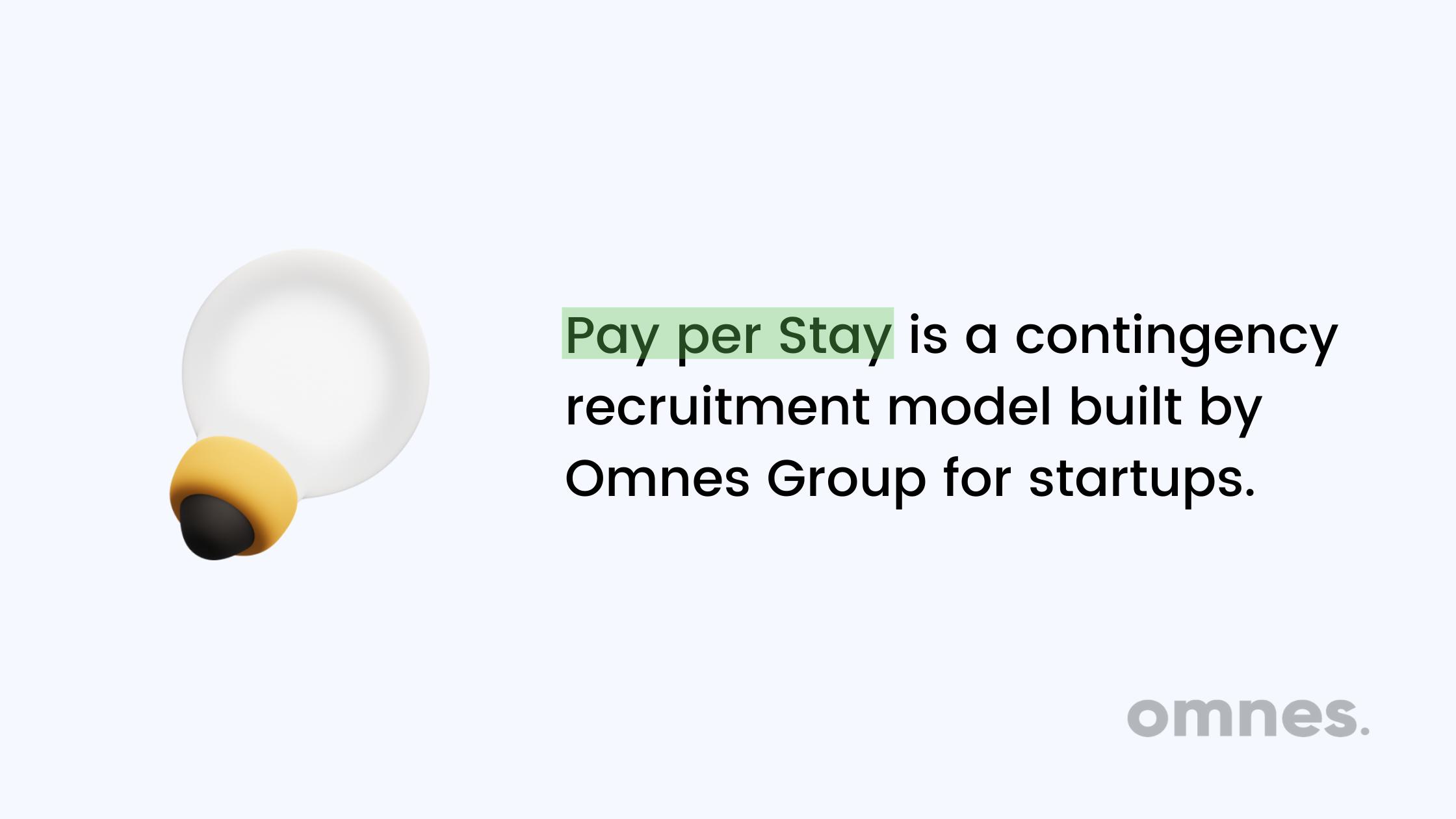 contingency recruitment