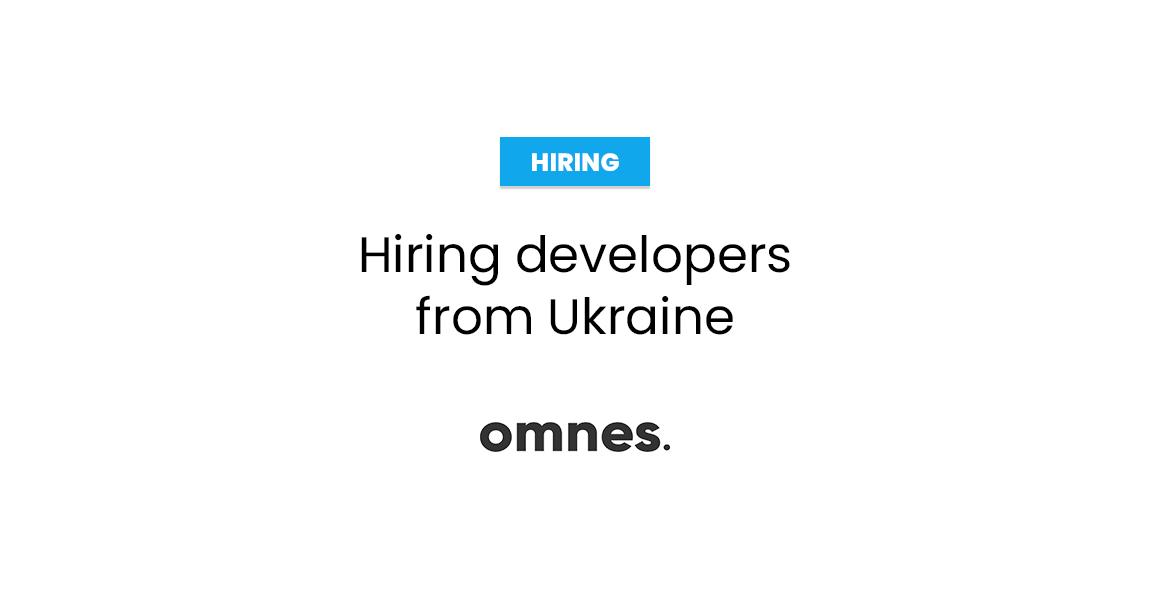 hiring developers from ukraine